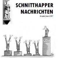 Schnitthapper Nachrichten - Aktuelle Ausgabe